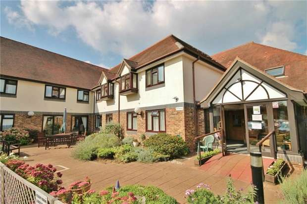 1 Bedroom Retirement Property for sale in Abbey Court, Abbey Road, Chertsey, Surrey