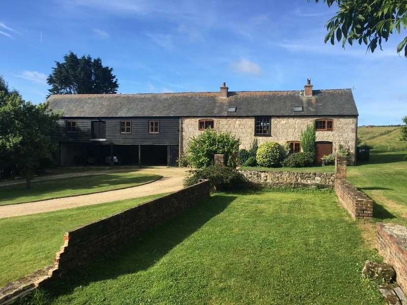 5 Bedrooms Barn Conversion Character Property for sale in Rowridge Lane, Calbourne, Isle of Wight