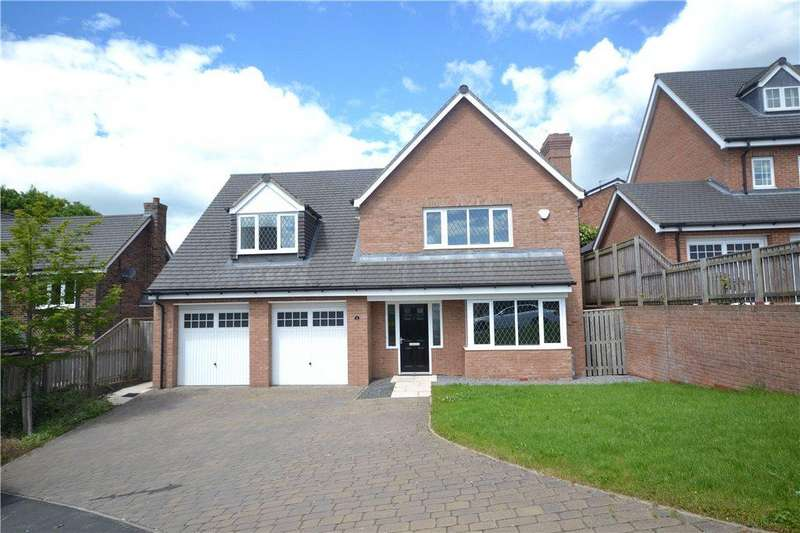 4 Bedrooms Detached House for sale in Carr Bridge Close, Aislaby Road, Eaglescliffe, Stockton-On-Tees