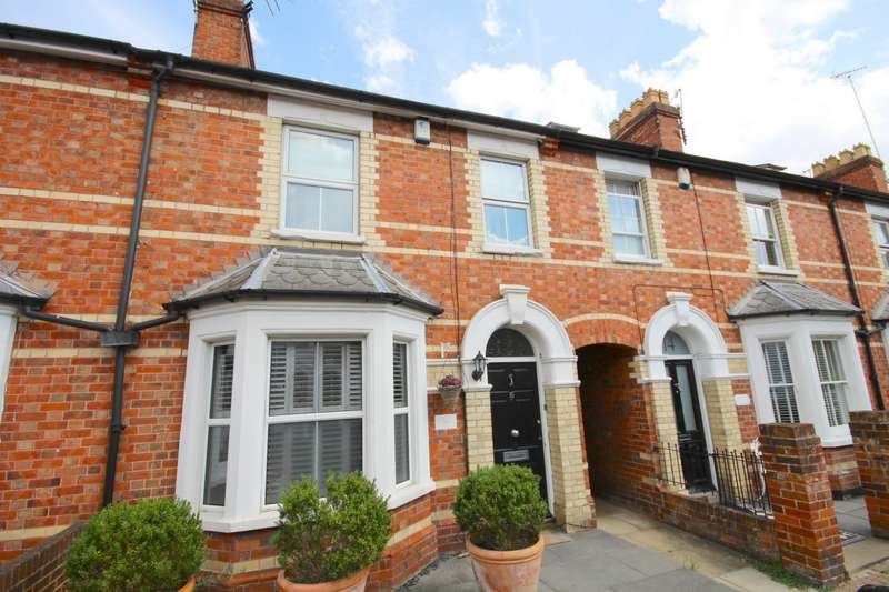 4 Bedrooms Terraced House for sale in Kings Road, Henley-On-Thames, RG9