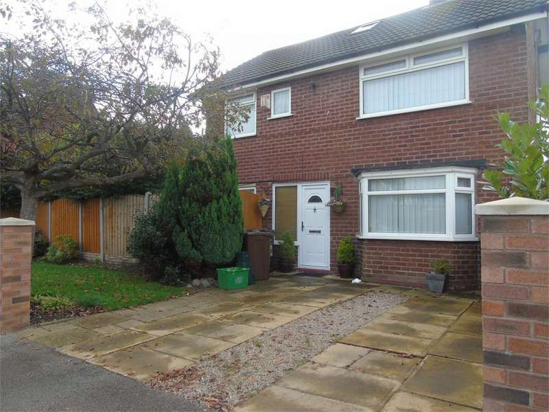 3 Bedrooms End Of Terrace House for sale in Oriel Drive, Aintree Village, Liverpool, Merseyside, L10