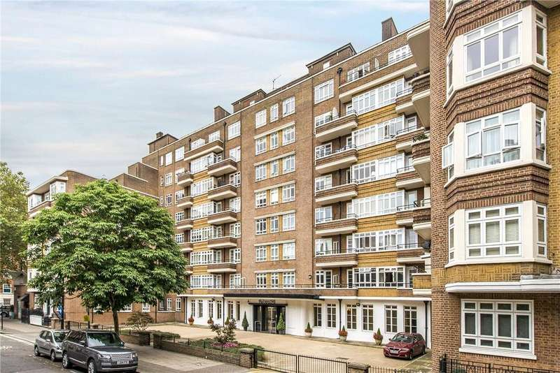 2 Bedrooms Apartment Flat for sale in Portsea Hall, Portsea Place, London, W2