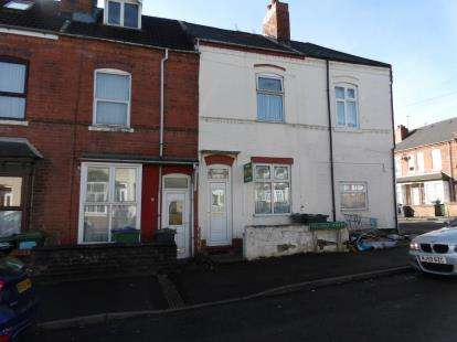2 Bedrooms Terraced House for sale in Parkhill Road, Smethwick, West Midlands