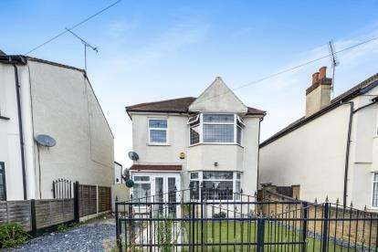 3 Bedrooms Detached House for sale in The Mawneys, Romford, Essex