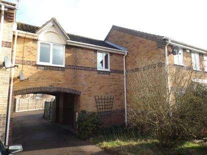 1 Bedroom Terraced House for sale in Dussindale, Norwich, Norfolk