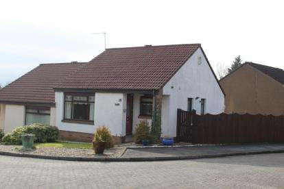2 Bedrooms Bungalow for sale in Kierhill Road, Cumbernauld