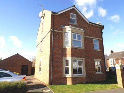 1 Bedroom Flat for sale in Dorman Gardens, Middlesbrough, North Yorkshire