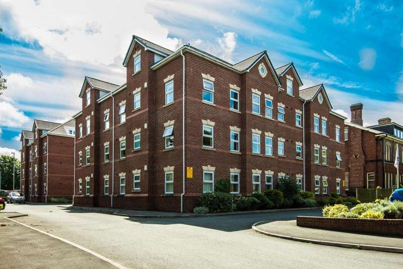 2 Bedrooms Ground Flat for sale in Scarisbrick House, Derby Street