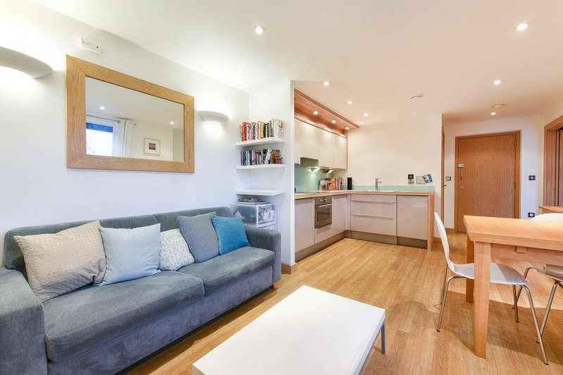 1 Bedroom Flat for sale in Drayton Park, N5 1PW