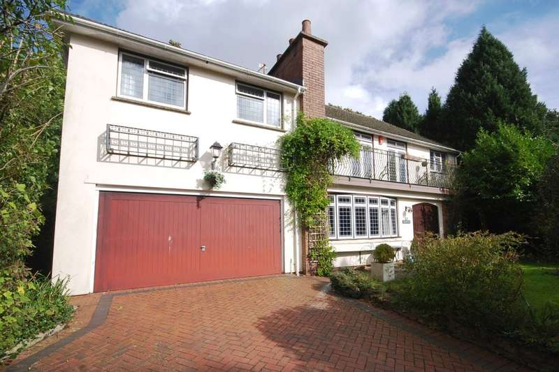 5 Bedrooms Detached House for sale in Broadway Green, St Nicholas, Near Cowbridge, Vale of Glamorgan, CF5 6SR