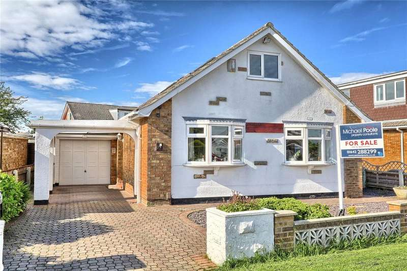 2 Bedrooms Detached Bungalow for sale in Quarry Drive, Stainton