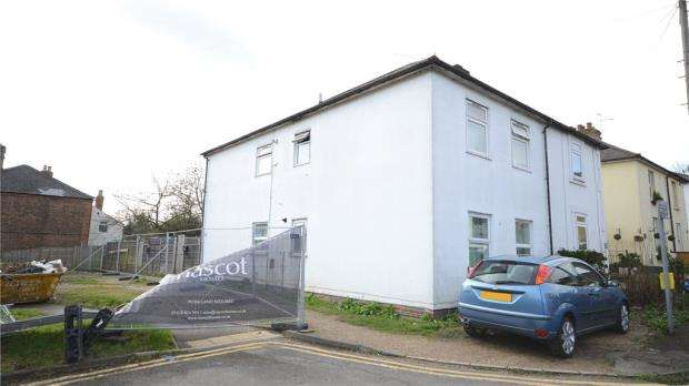 2 Bedrooms Maisonette Flat for sale in South Road, Maidenhead, Berkshire