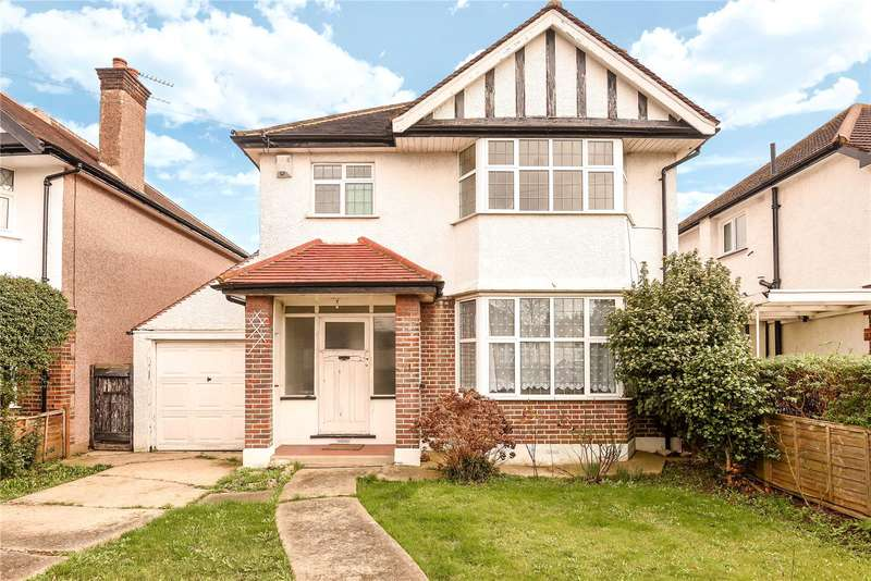3 Bedrooms House for sale in Woodcock Dell Avenue, Harrow, Middlesex, HA3