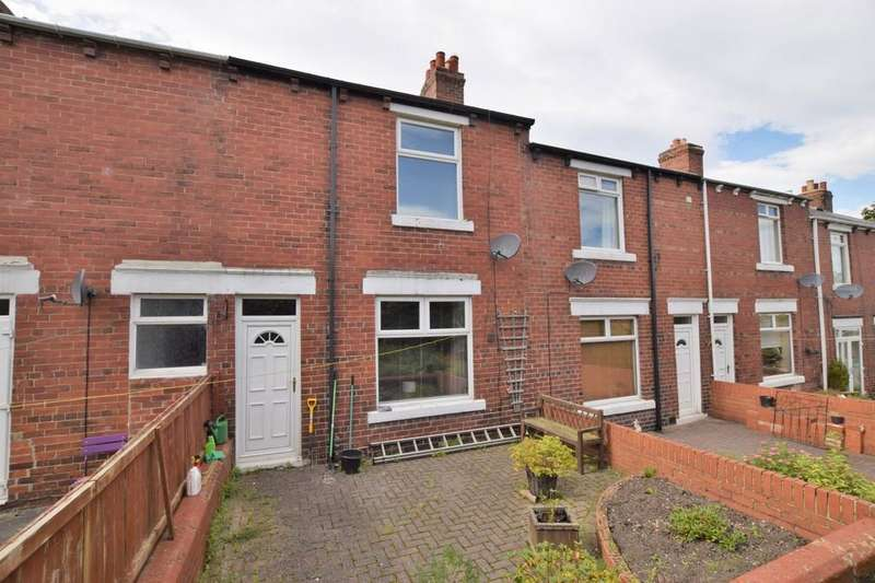 2 Bedrooms Terraced House for sale in Benson Street, Stanley