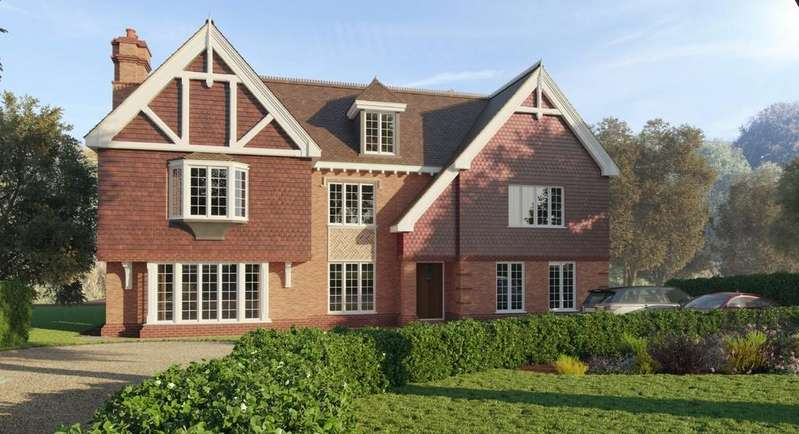 6 Bedrooms Detached House for sale in The Glade, Kingswood