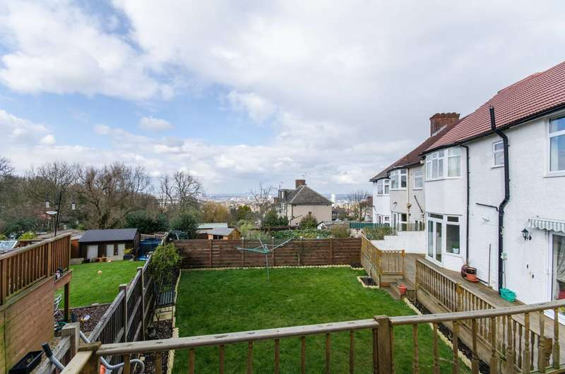 5 Bedrooms Semi Detached House for sale in Moordown, Woolwich, SE18