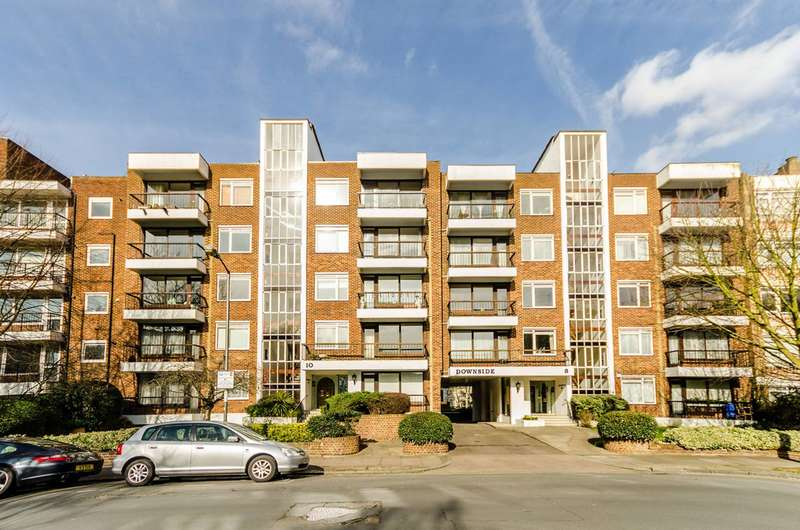 3 Bedrooms Flat for sale in St Johns Avenue, Putney, SW15