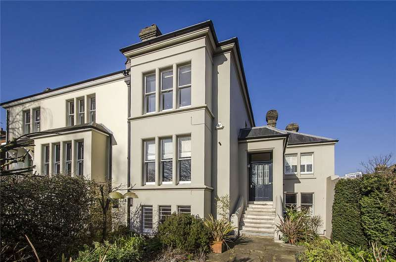 5 Bedrooms Semi Detached House for sale in Clapham Common North Side, London, SW4