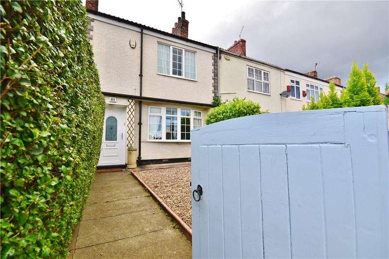 2 Bedrooms End Of Terrace House for sale in Norton Road, Norton, Stockton On Tees