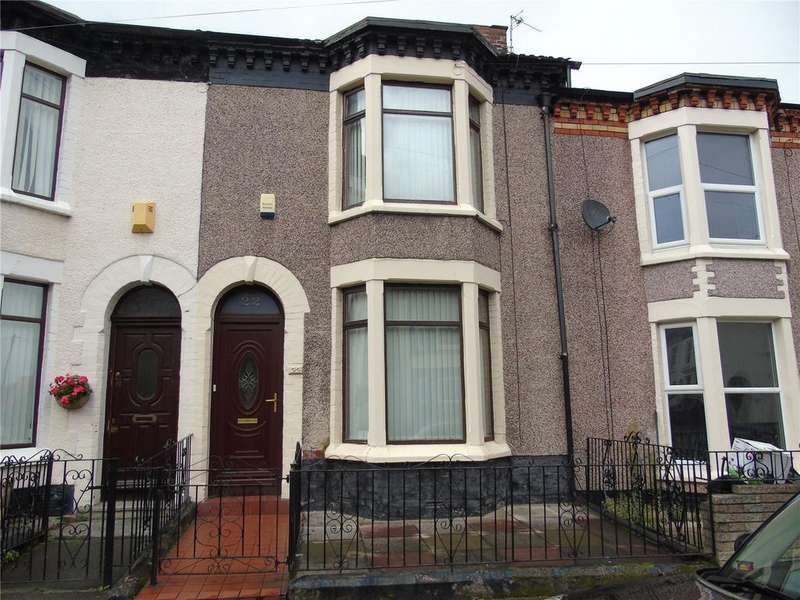 2 Bedrooms Terraced House for sale in Dunluce Street, Walton, Liverpool, L4