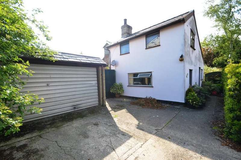 1 Bedroom Detached House for sale in Elmswell Road, Wetherden, Stowmarket, Suffolk