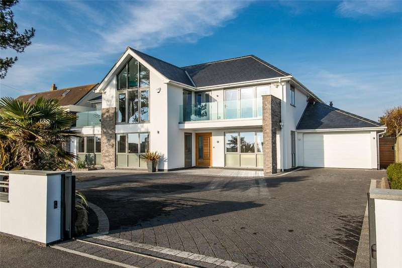 5 Bedrooms Detached House for sale in Wharncliffe Road, Highcliffe-On-Sea, Christchurch, Dorset, BH23