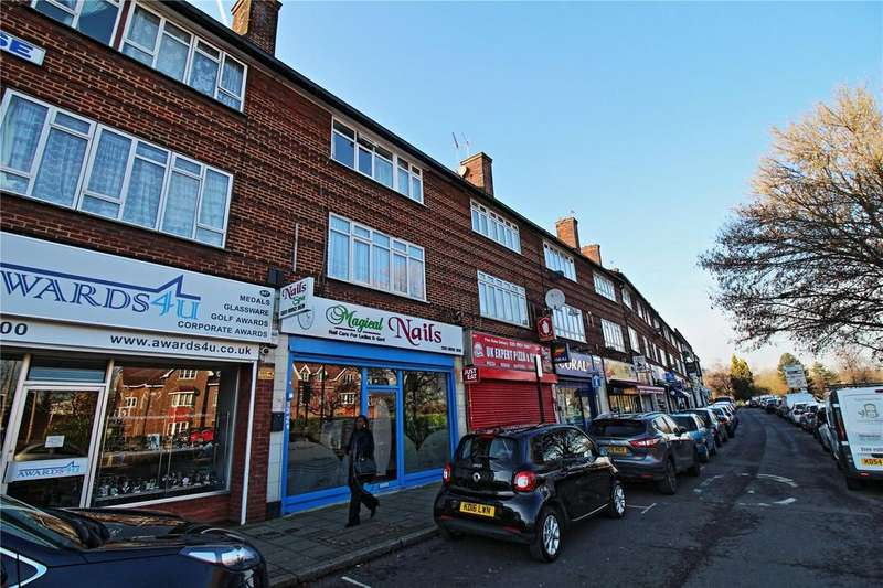 3 Bedrooms Maisonette Flat for sale in Honeypot Lane, Stanmore, HA7