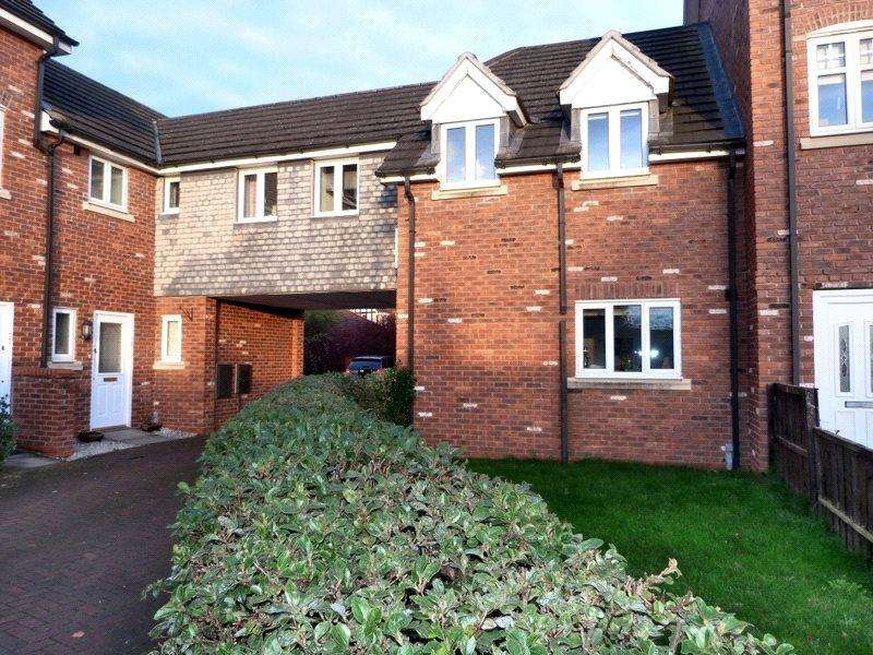 3 Bedrooms End Of Terrace House for sale in Haydn Jones Drive, Stapeley, Nantwich, Cheshire, CW5