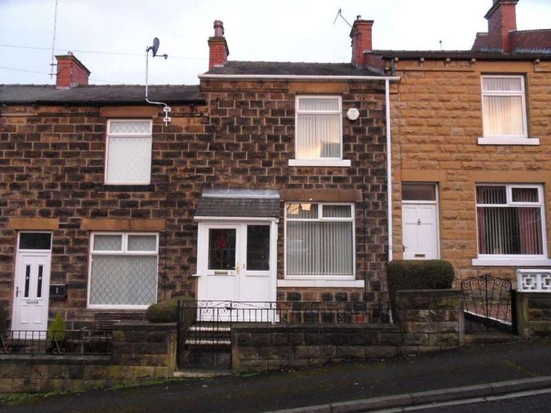2 Bedrooms Terraced House for sale in South Bank Road, Batley, West Yorkshire, WF17