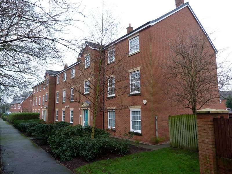 2 Bedrooms Apartment Flat for sale in Mytton Drive, Kingsley Village, Nantwich, CW5