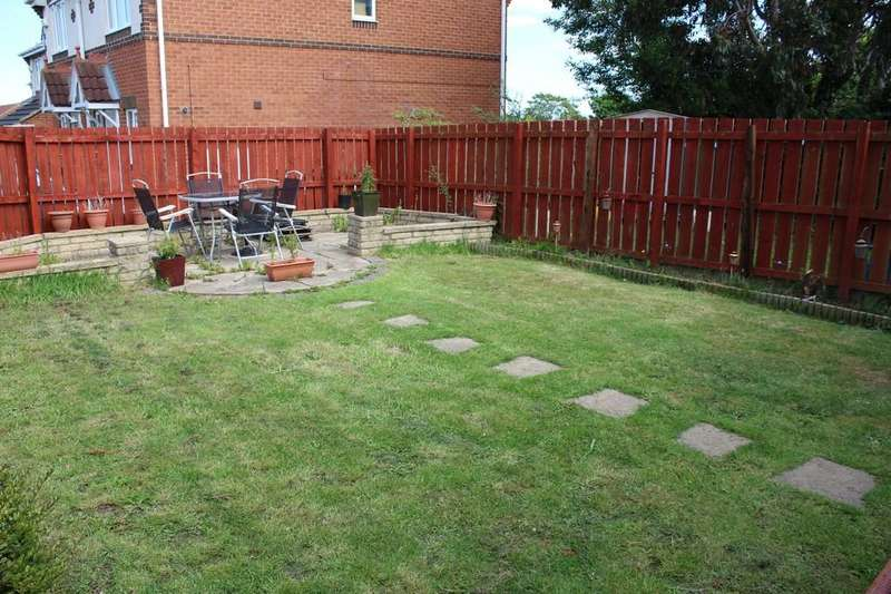 3 Bedrooms Semi Detached House for sale in Falcon Road, Bishop Cuthbert