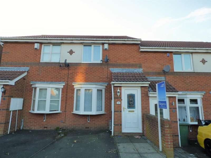 2 Bedrooms Terraced House for sale in Kirkstone Close, Houghton Le Spring
