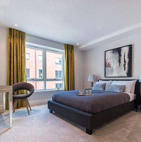 3 Bedrooms Apartment Flat for sale in A3, Shandon Gardens, 15A Primrose Terrace, Edinburgh, Midlothian