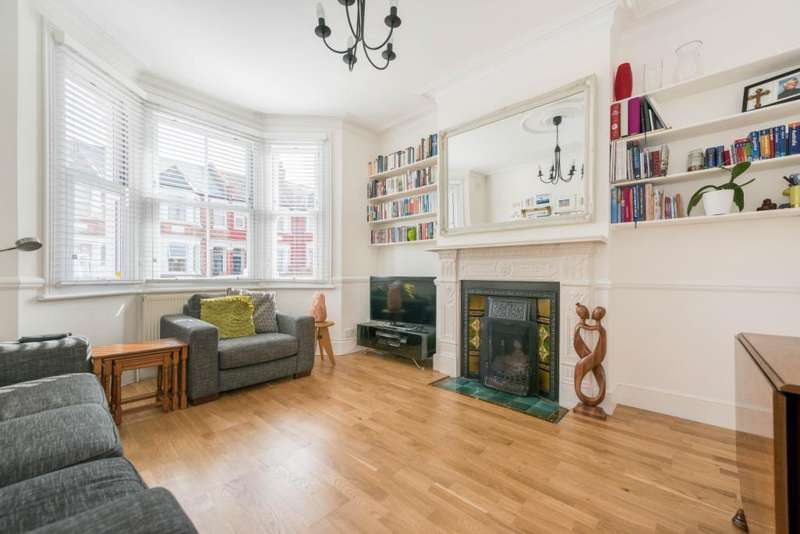 2 Bedrooms Flat for sale in Litchfield Gardens, London, NW10