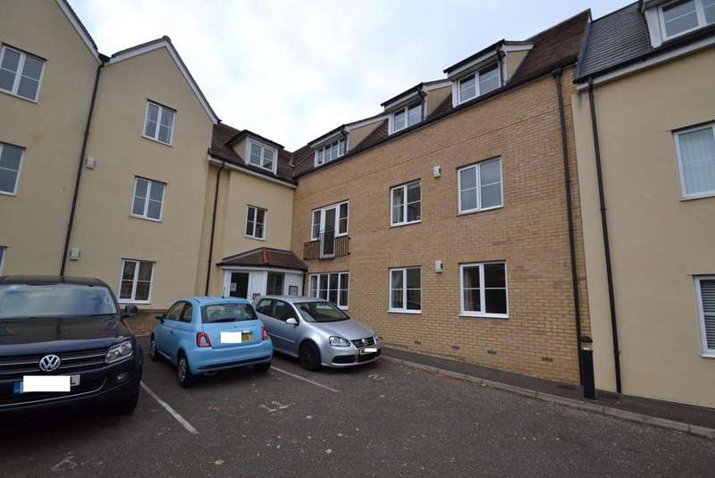 2 Bedrooms Apartment Flat for sale in Vicarage Court, Chapel Street, Billericay, Essex, CM12