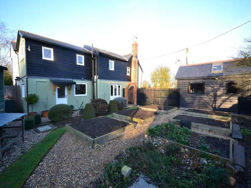2 Bedrooms Cottage House for sale in Dunmow Road, North End, Dunmow, Essex, CM6