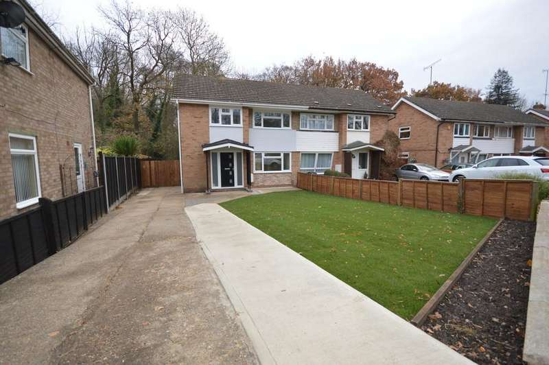 3 Bedrooms Semi Detached House for sale in Booth Avenue, Colchester