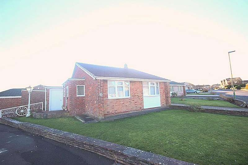 2 Bedrooms Detached Bungalow for sale in Grasmere Road, Chester Le Street