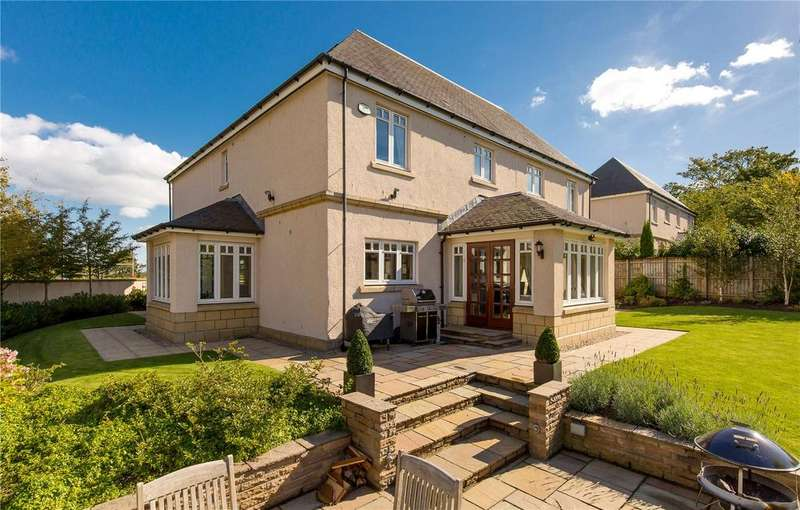 5 Bedrooms Detached House for sale in Cargilfield View, Edinburgh