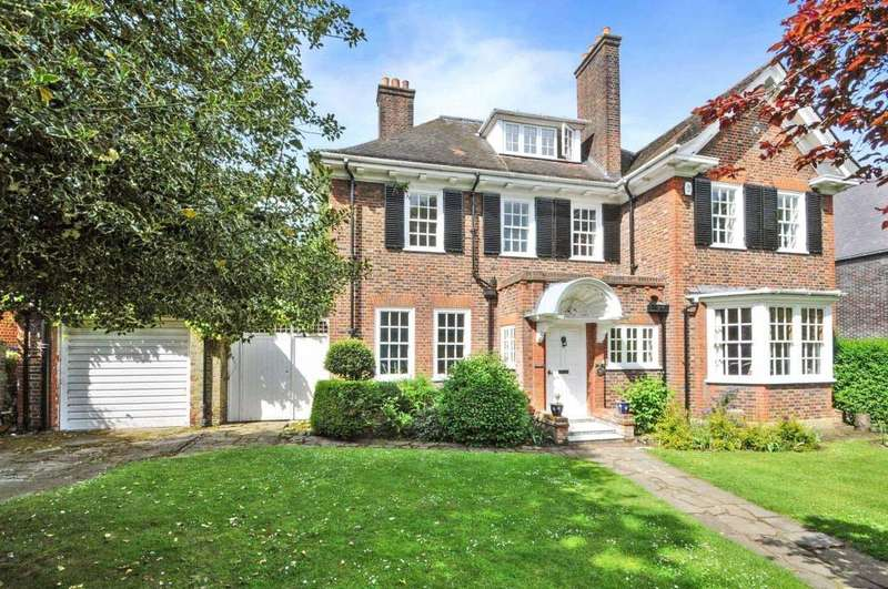 6 Bedrooms Detached House for sale in Kidbrooke Grove, Blackheath, London, SE3