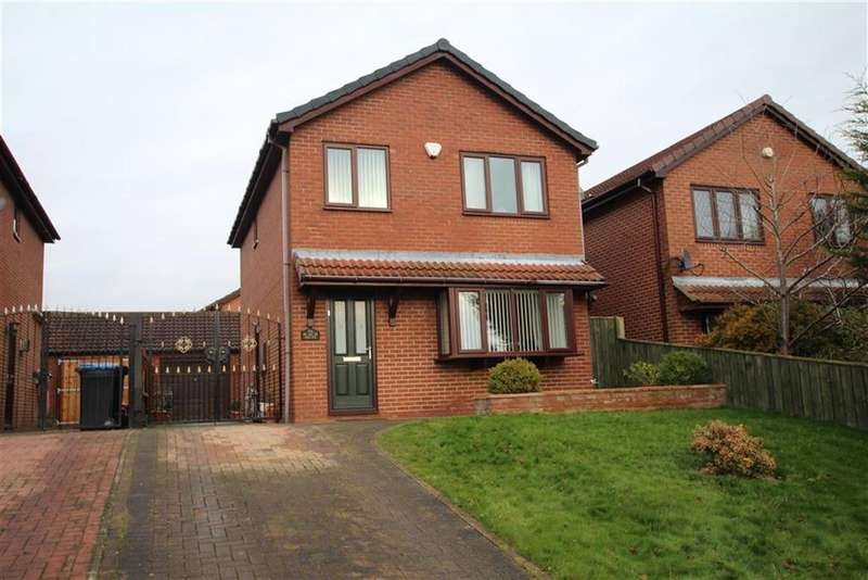 3 Bedrooms Detached House for sale in Stag Lane, Newton Aycliffe, County Durham