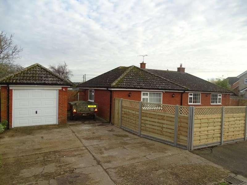 3 Bedrooms Detached Bungalow for sale in Edmund Road, Brandon