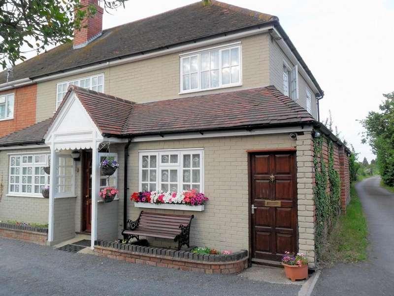 5 Bedrooms Semi Detached House for sale in Efflinch Lane, Barton Under Needwood