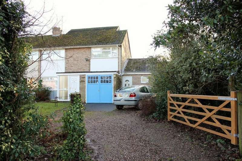 4 Bedrooms Semi Detached House for sale in Whatton Road, Kegworth