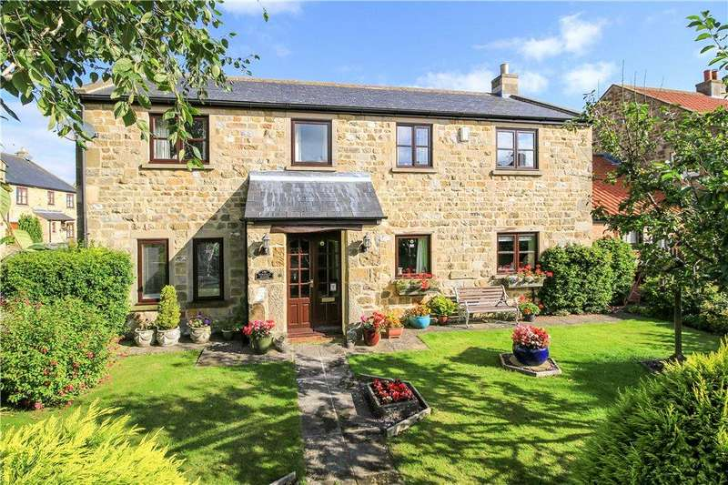 4 Bedrooms Detached House for sale in Main Street, Kirkby Malzeard, Ripon