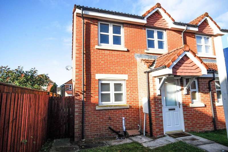 3 Bedrooms Town House for sale in Cedar Drive, Jarrow