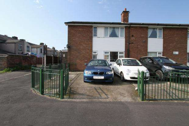 2 Bedrooms Apartment Flat for sale in Winstanley Road Bamfurlong Wigan