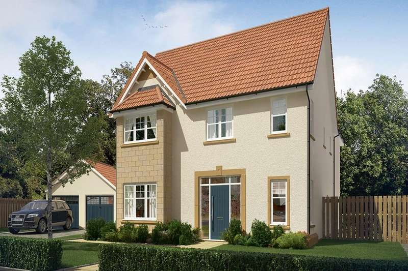 5 Bedrooms Detached House for sale in Durham Burnell Park, Haddington, EH41