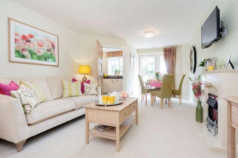 1 Bedroom Flat for sale in Coppice Gate Beaulieu Road, Dibden Purlieu, Southampton, SO45