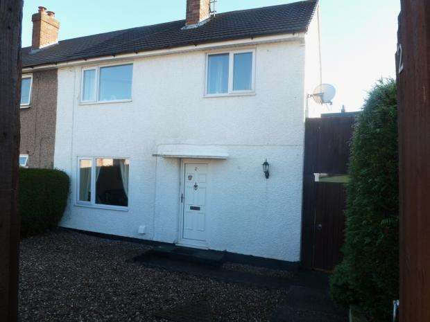 3 Bedrooms Semi Detached House for sale in Lansbury Road Rugeley